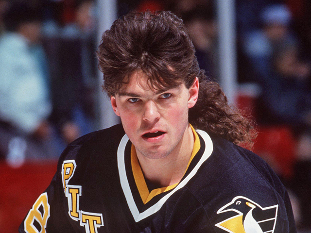 Hockey Hair adds character to any player's game