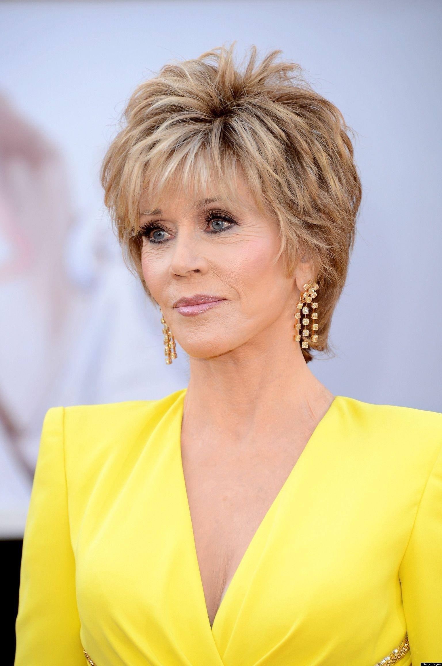 Jane Fonda Hairstyles – Best Design