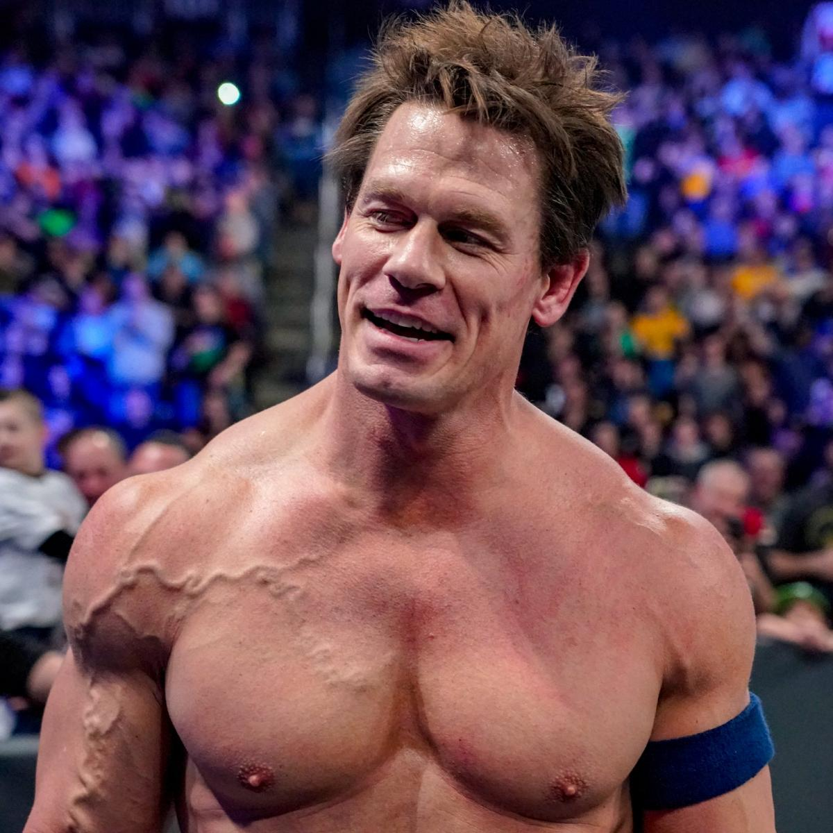 John Cena Haircut Styles – Why People Love Them