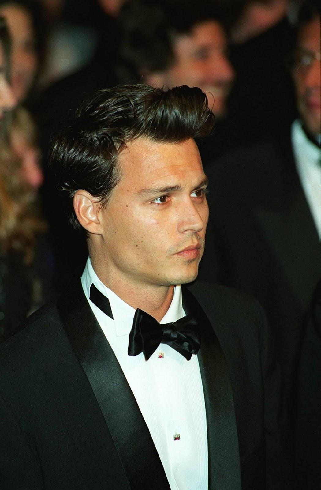 Best Johnny Depp Hair Style – Hottest Celebrity Hair Cut
