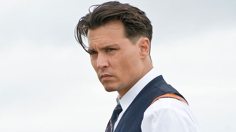Looking For Some Celebrity Hairstyles? Try the Johnny Depp Hairstyle