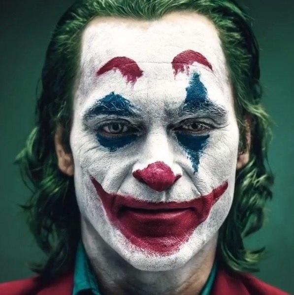Popular Joker Hair Style