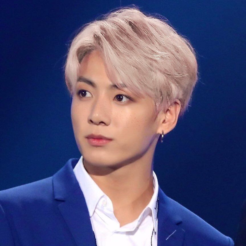 Look Good in Today's Trendy Jungkook Blonde Hair Styles!