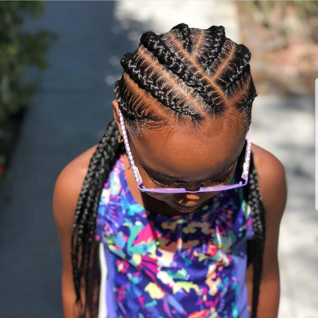 Kids Hair Braids – The Latest in Modern Model