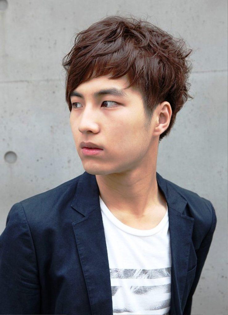 The Most Popular Korean Hairstyle men in Korea