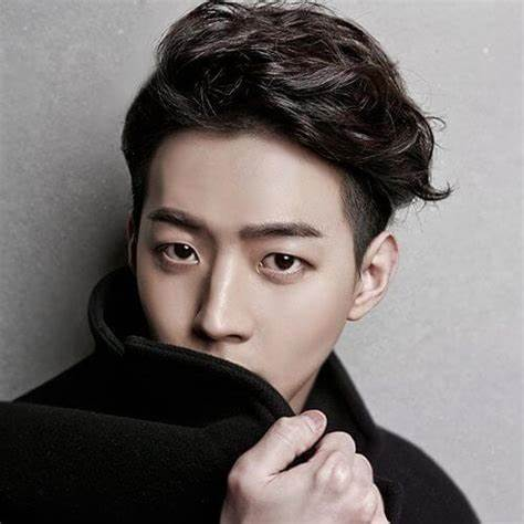 Top Korean Hairstyles Pattern for Male
