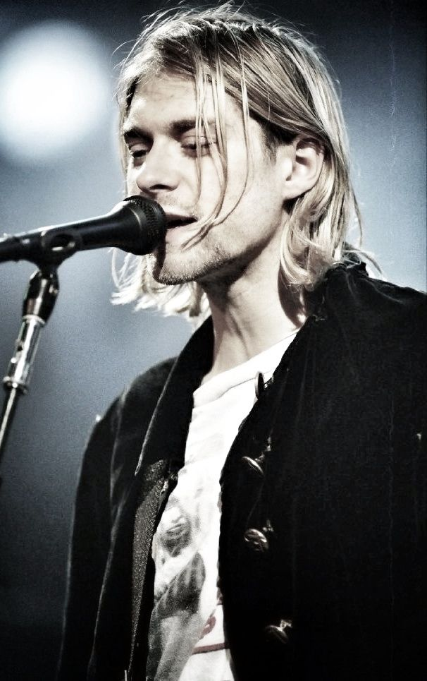 Beautiful Hairstyles With Kurt Cobain Hair