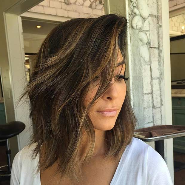 Layered Bob Hair Cut – One Of The Best Hairstyles!