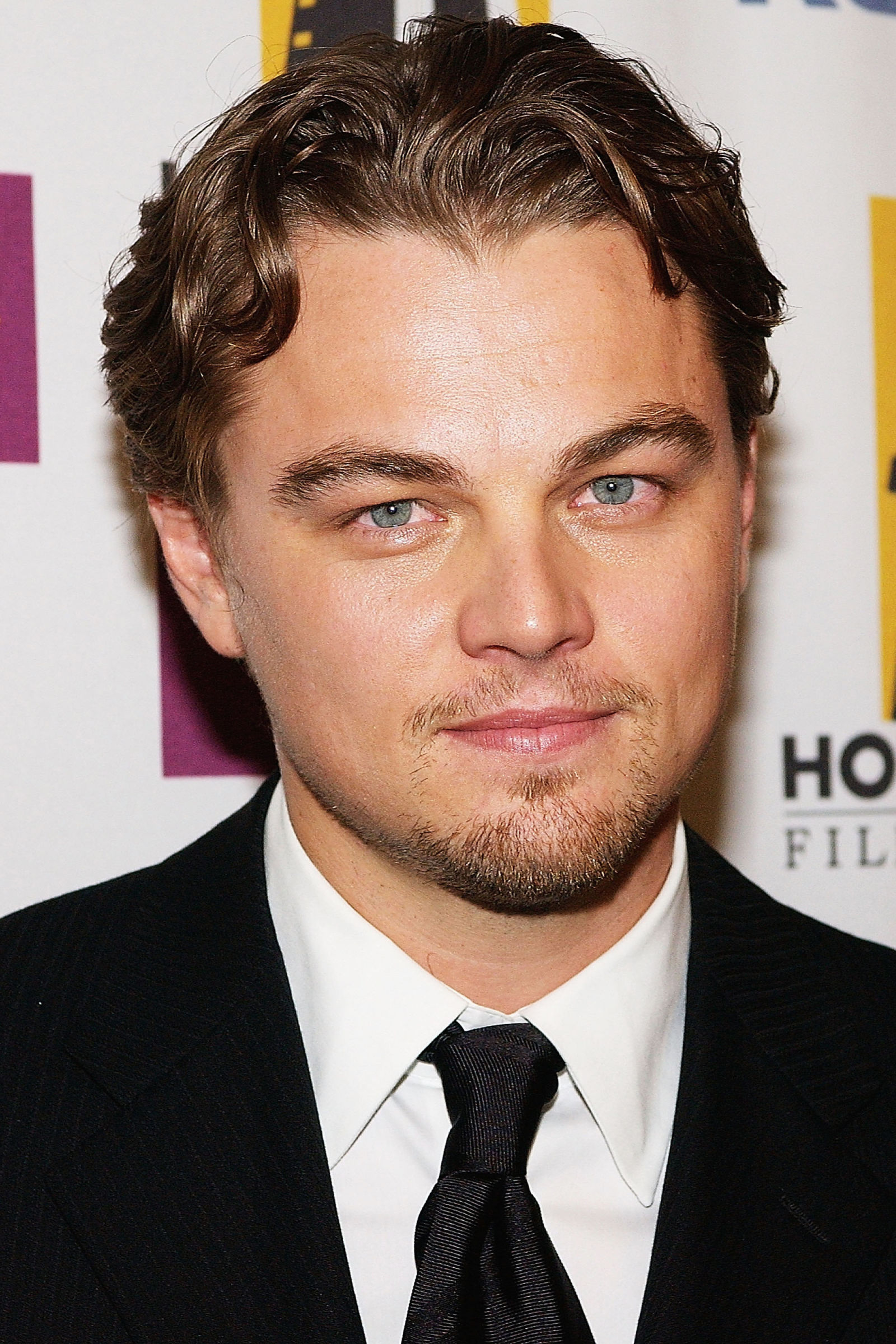 Leo DiCaprio Haircut Model Ideas For Young Men