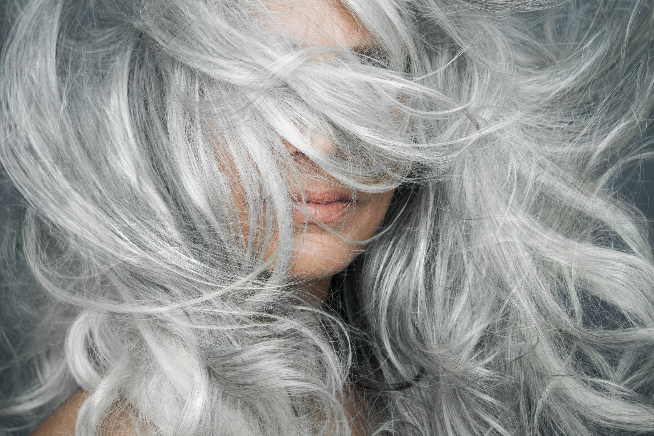 Long Gray Hair Hairstyles – A Few Tips on Cutting Long Gray Hair