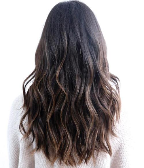 Style Ideas for Long Length Haircuts