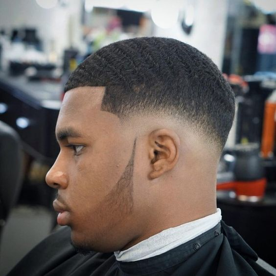 Low Fade Haircuts For the Black Man