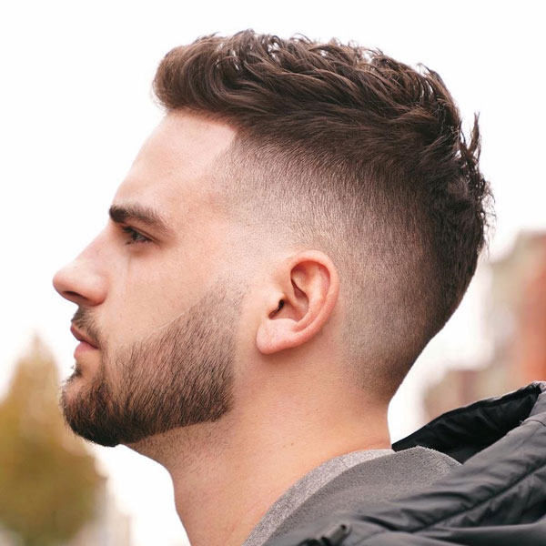 The Best Male Hair Cuts of 2021