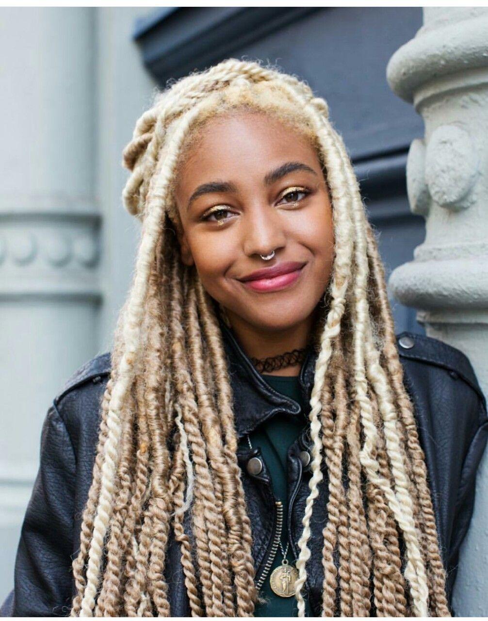 Latest Model – Bob Marley Twist Hair Styles