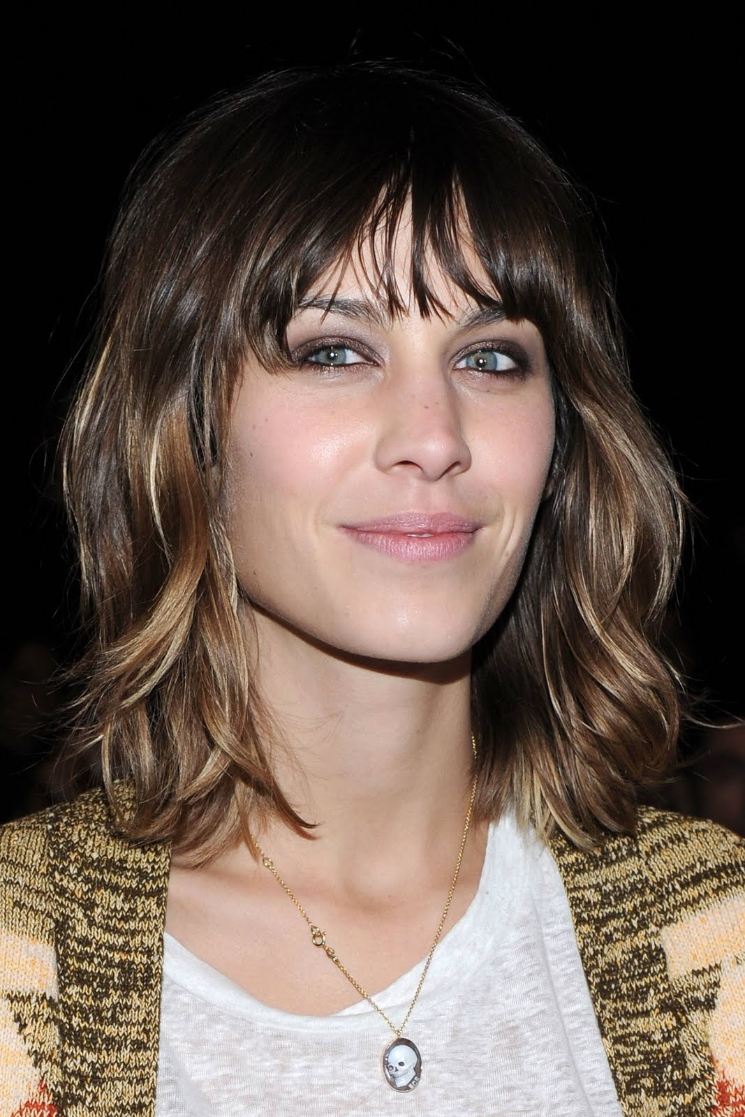 Medium Shag Haircuts Styles for Women