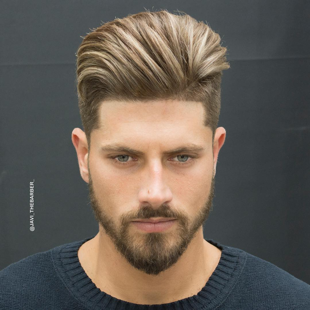 Trends For Men Haircuts For The 2019 Calendar Year