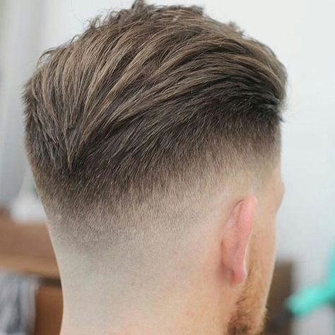 Best Style Mens Haircut Back