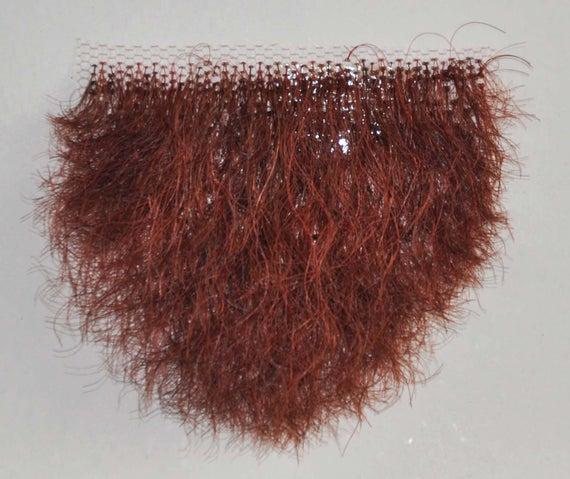 New Design – Merkin Wig