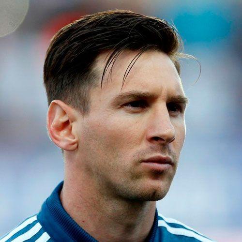 Latest Messi Haircut