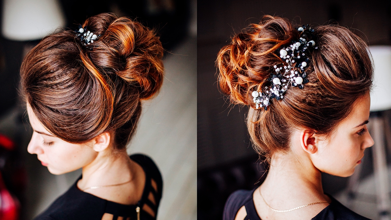Messy Bun Hairstyles – Easy to Make, Cool and Classic!