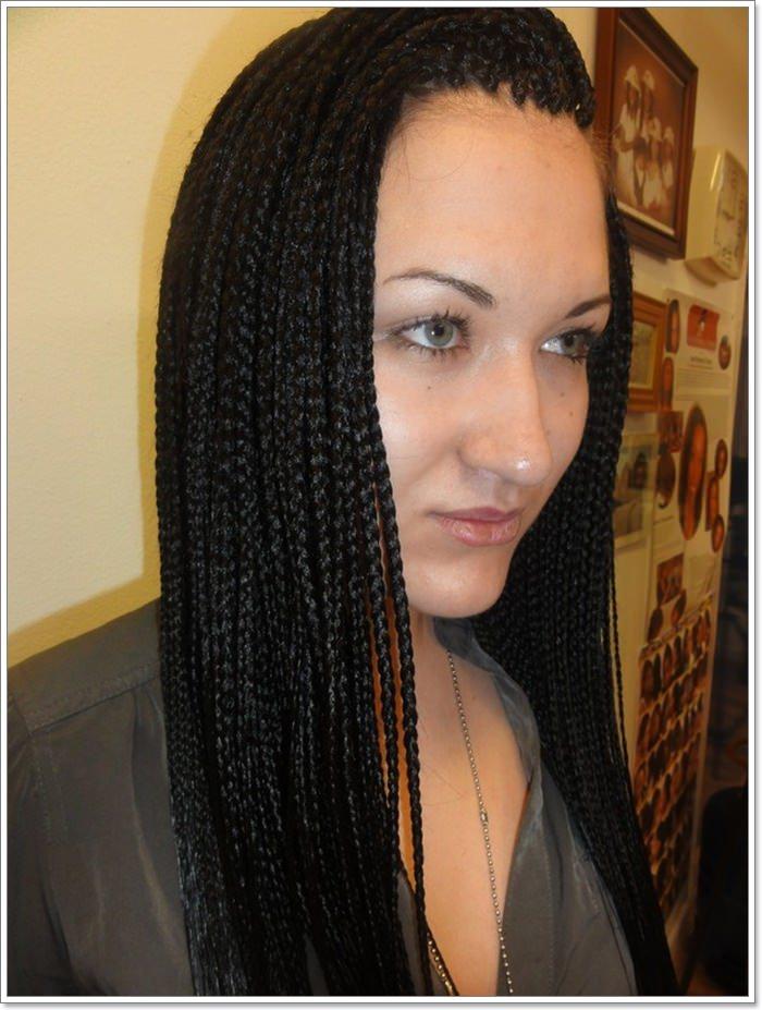 Latest Micro Braiding Hair Design