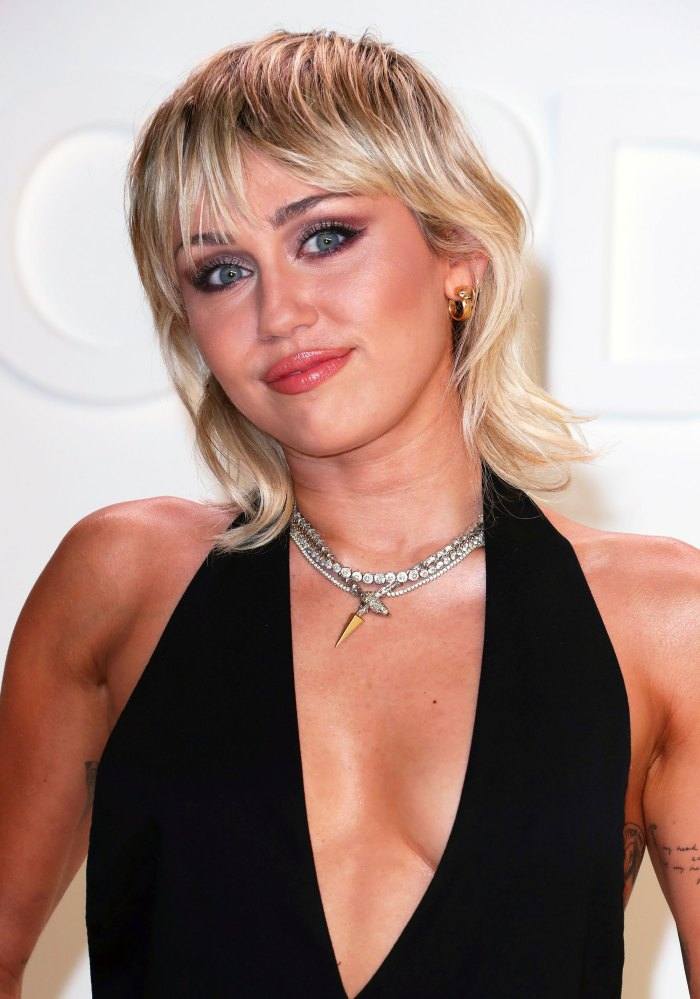 Top 5 Miley Cyrus Hair Design Ideas