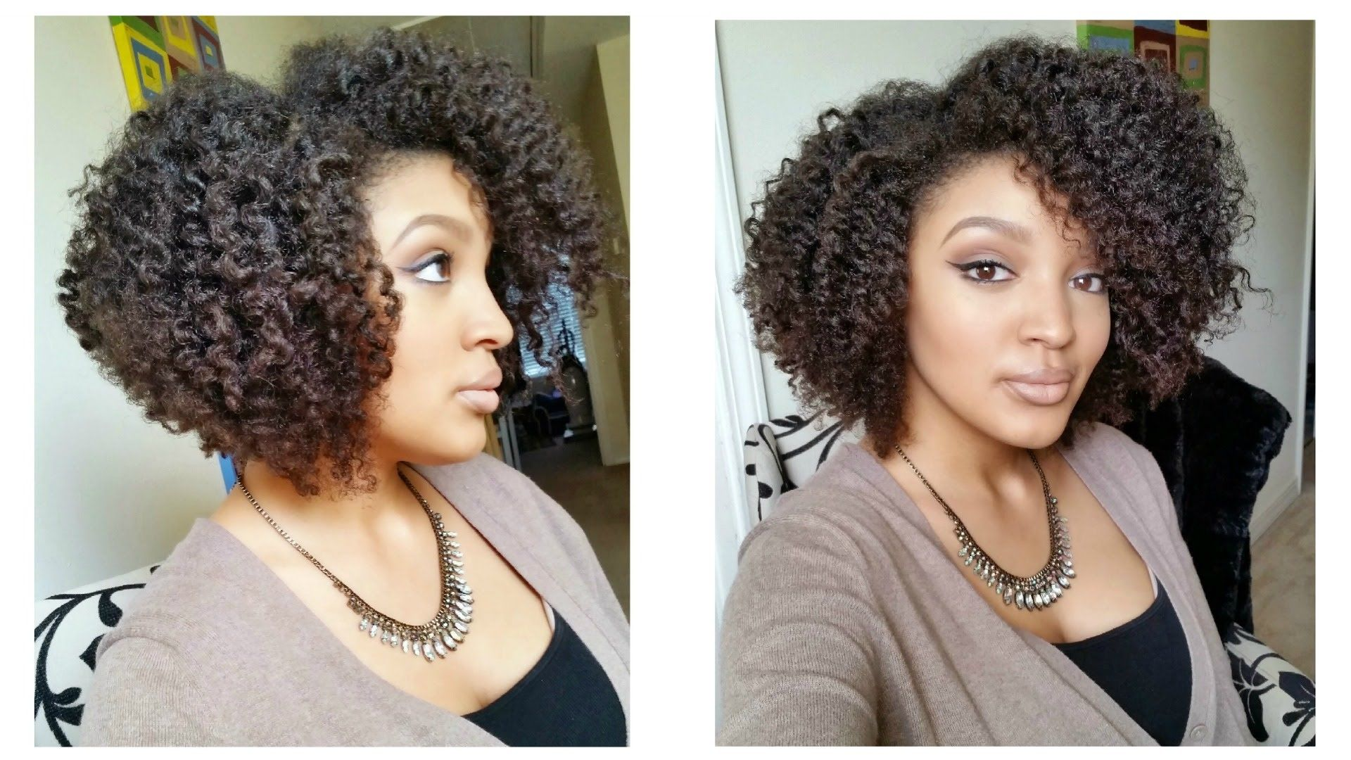 Natural Bob Hairstyles – Adds a Beautiful Style For Black Women