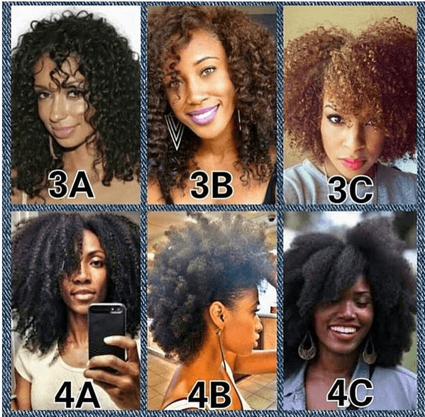 Design Ideas For Natural Hair Types