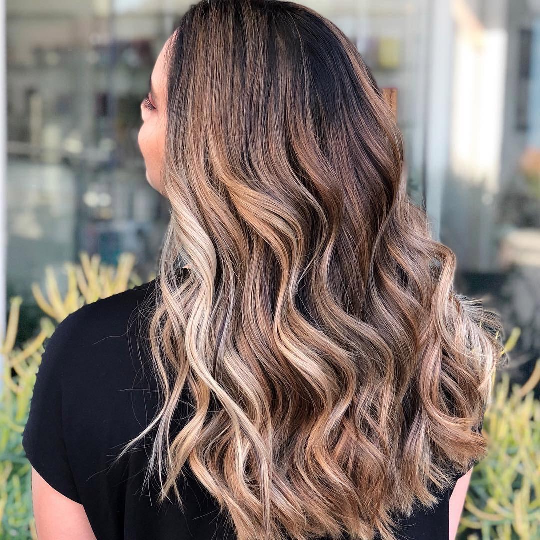 New Hair color Haircut design Ideas