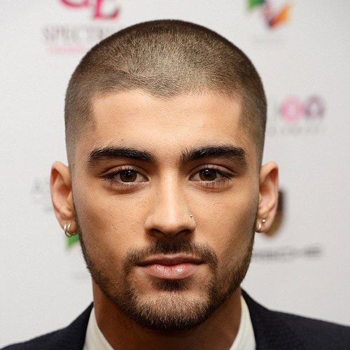 Number 2 (Two) Haircut Different Fade Design Ideas