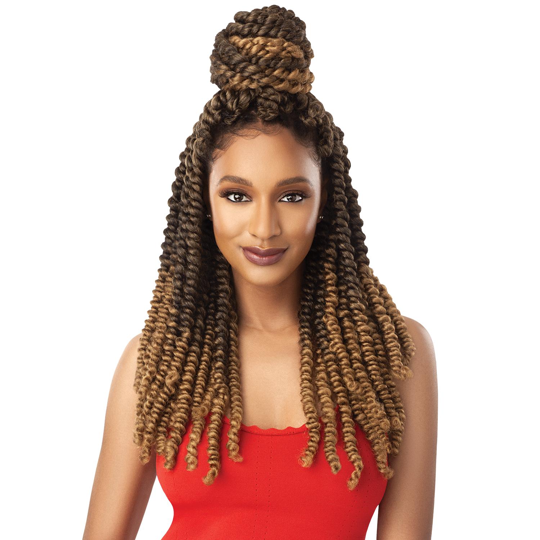 New Style – Passion Twist Crochet Hair
