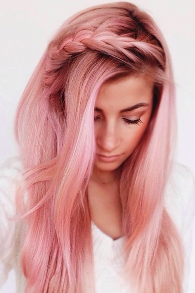 The Hottest Pink Hairstyles For 2011
