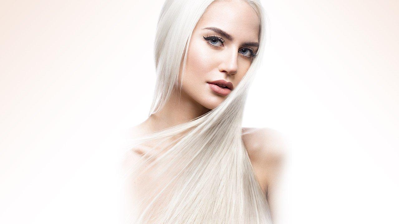 Modern Design Ideas For Platinum White Hair