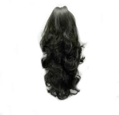 Modern Pony Tail Hair Piece Design Ideas