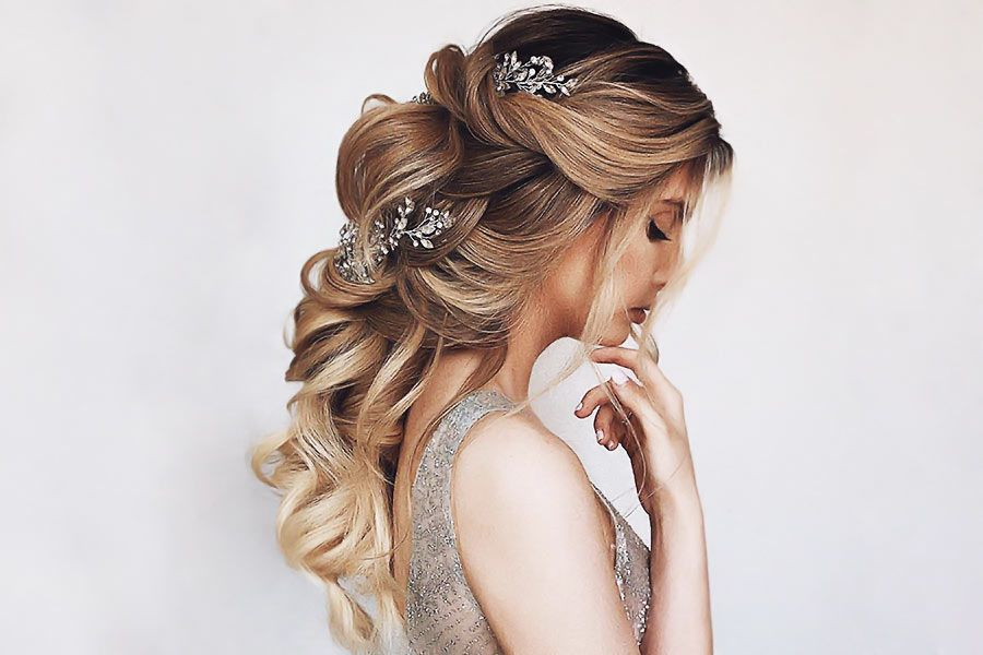 Looking Gorgeous in Prom Hairstyles 2020 Pattern for Women
