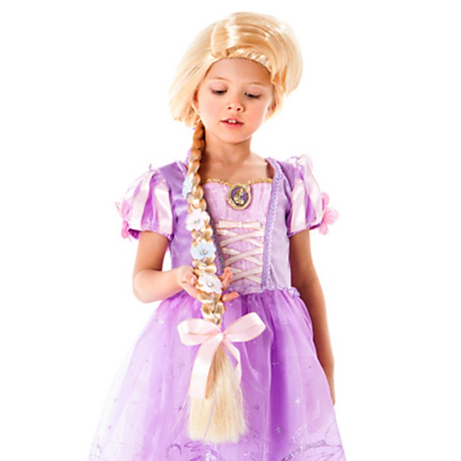 Beautiful Rapunzel Wig