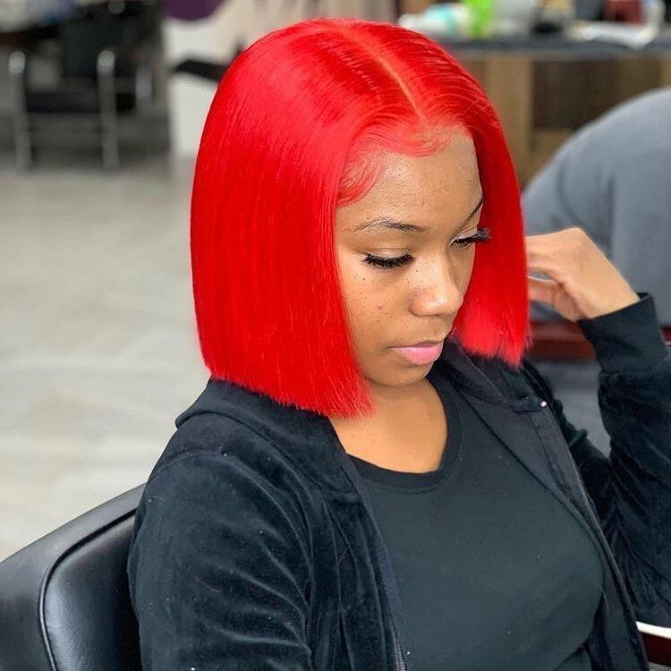 Red Bob Wig – The Hottest New Style For 2021