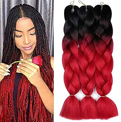 Red Braiding Hairstyles – How to Make That Look Great