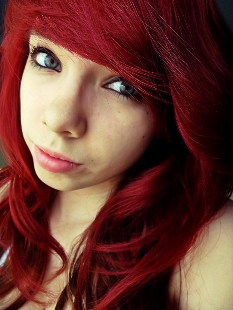 Design Red Hair Girl Ideas For Redheads