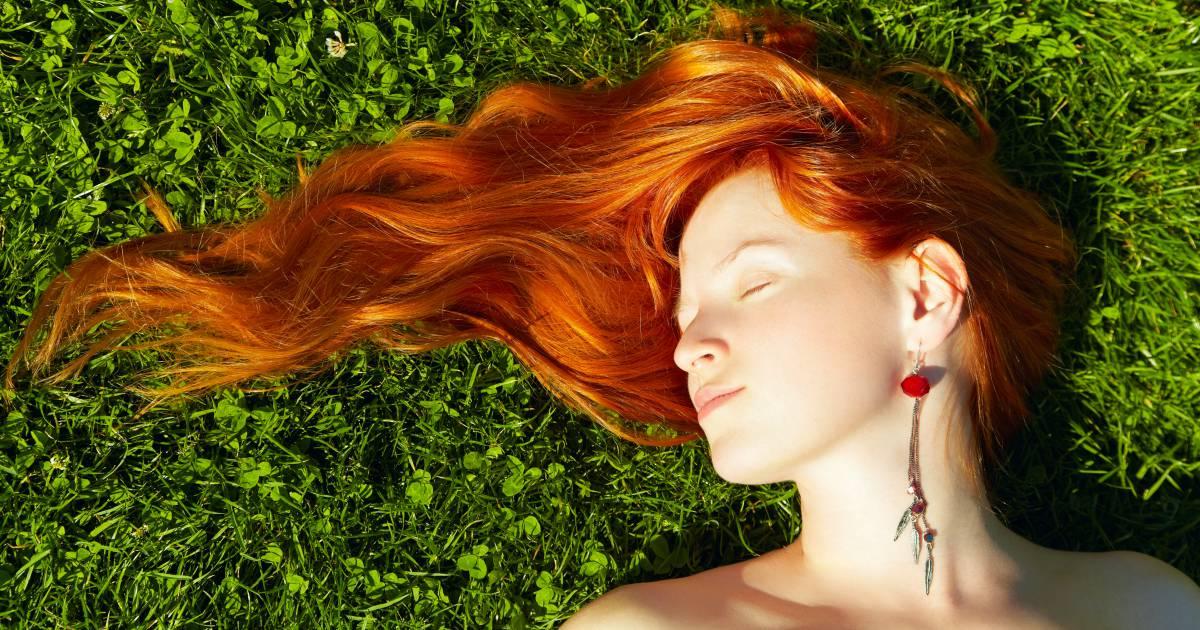 Choosing a Modern Design Idea For Red Reddish Blond Hair