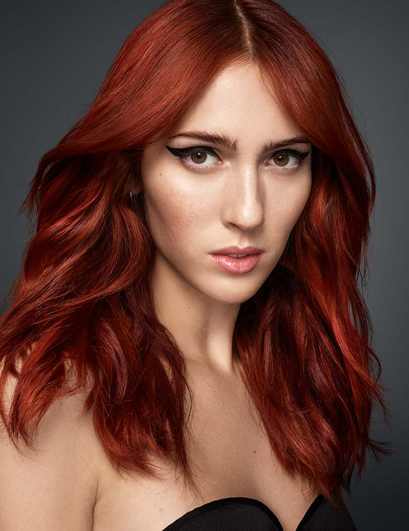Latest Style Trends on Redken Hair Color