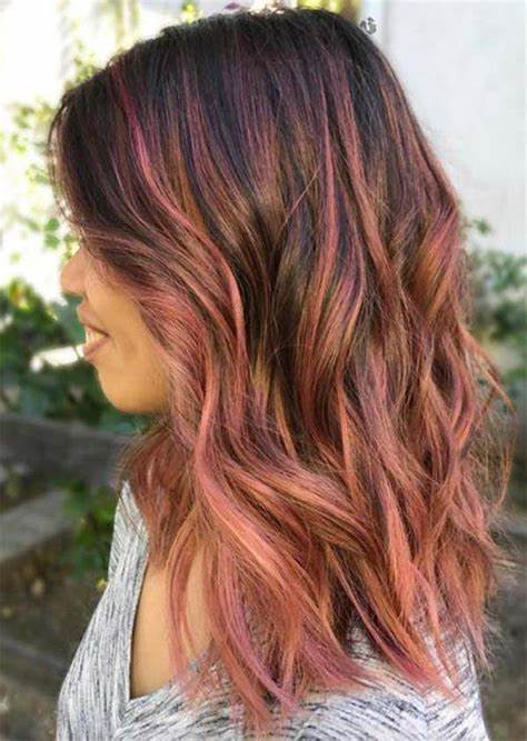 Modern Rose Hair Design Ideas For Your Tulips
