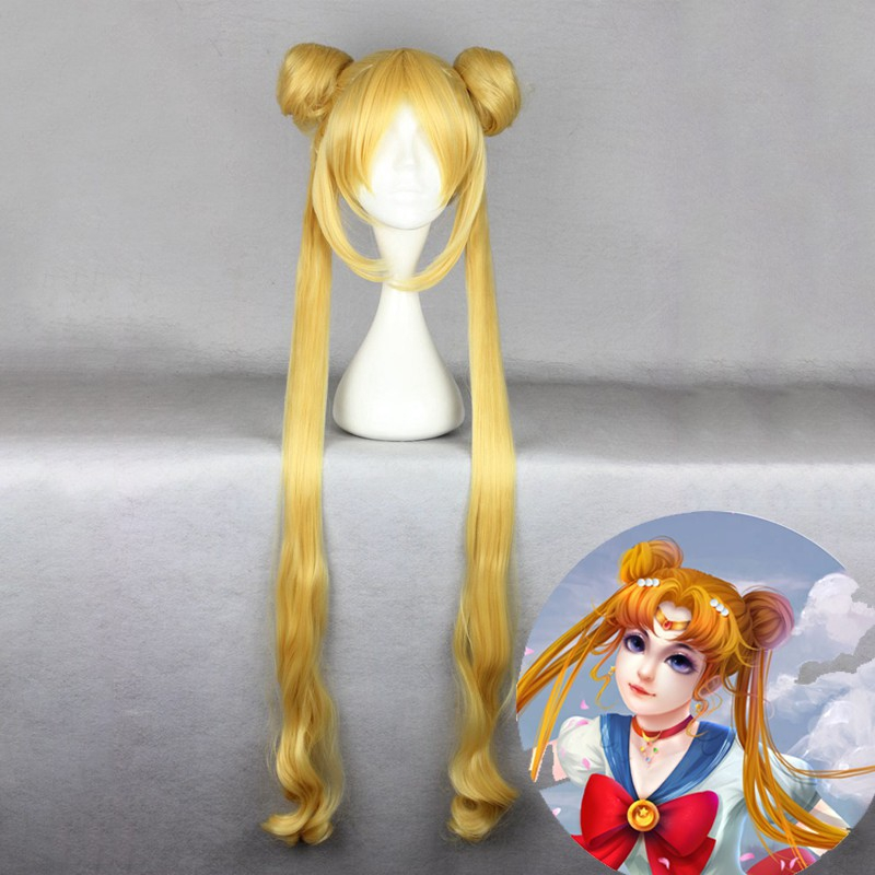 Looking For Great Ideas For a sailor Woman's Hair Cut? – Try a Sailor Moon Wig