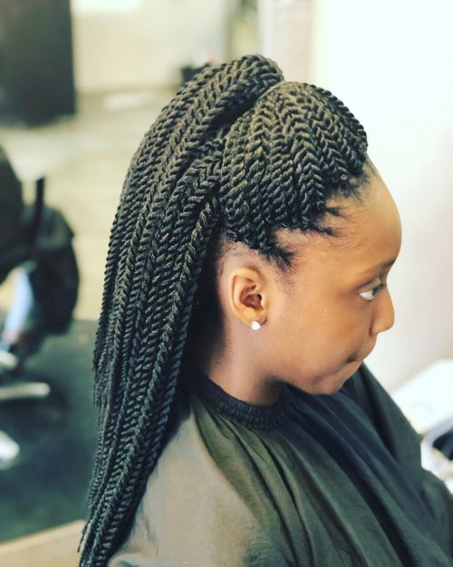 Senegalese Twist Hairstyles – 5 Amazing Benefits of This Beautiful Hairstyle!