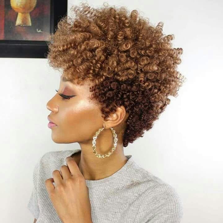 Popular Short Crochet Hair