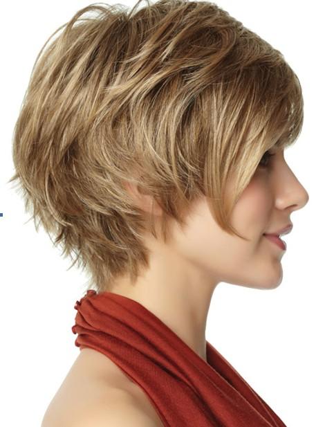 Short Shag Hairstyles Present Many New Design Ideas