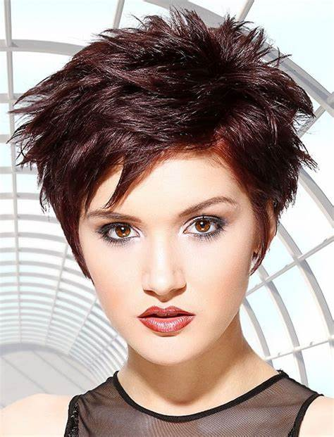 The Latest Style For Short Short Haircuts