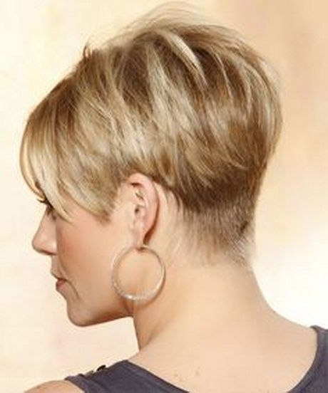 Modern Design Short Wedge Haircut Ideas for Women