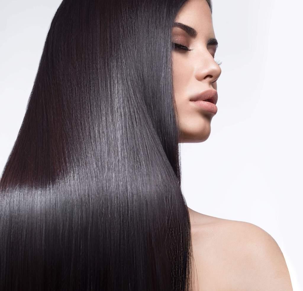 Silky Hair Model Ideas