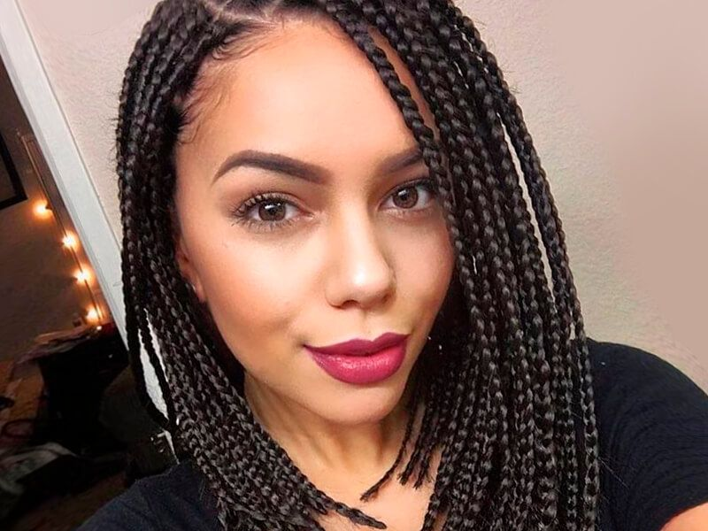 A Few Great Ideas For Your Latest Single Braided Hairstyles